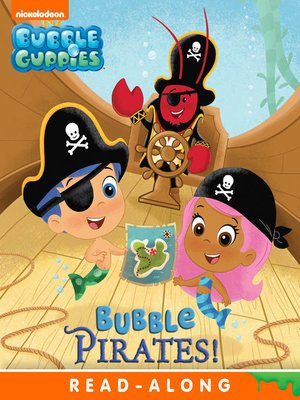 cover image of Bubble Pirates!