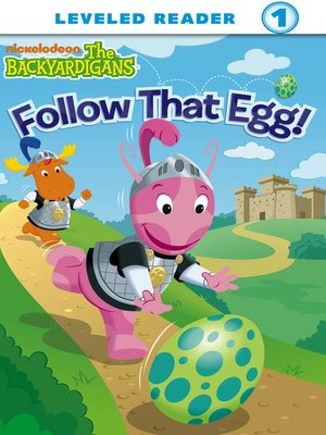 cover image of Follow That Egg!