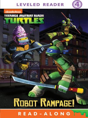 cover image of Robot Rampage!
