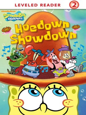 cover image of Hoedown Showdown