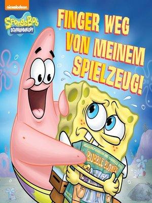 cover image of Finger weg meinem von Spielzeug!