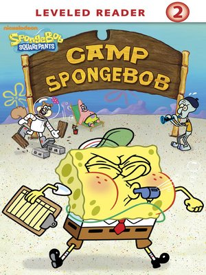 cover image of Camp SpongeBob