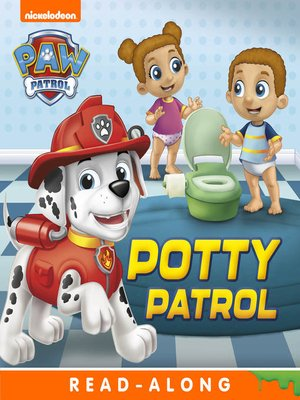 cover image of Potty Patrol