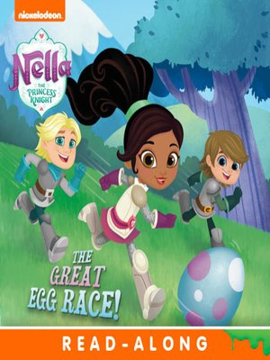cover image of The Great Egg Race