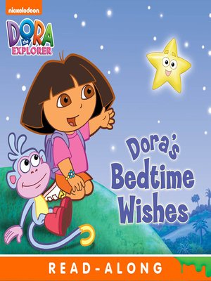 cover image of Dora's Bedtime Wishes (Nickelodeon Read-Along)
