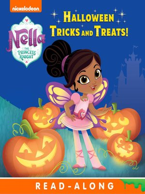 cover image of Halloween Tricks and Treats!