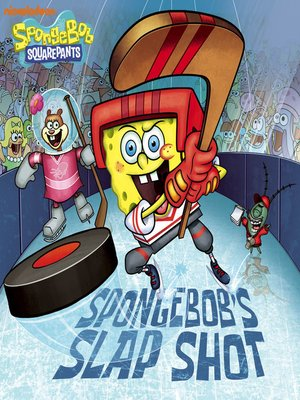 cover image of SpongeBob's Slap Shot