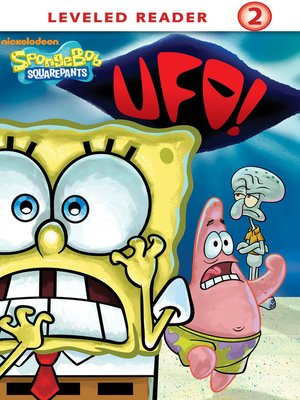 cover image of UFO!