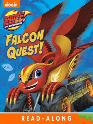 cover image of Falcon Quest!