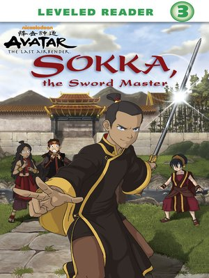cover image of Sokka, the Sword Master