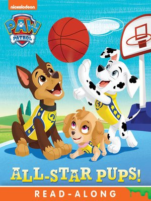 cover image of All-Star Pups!