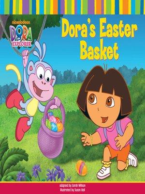 cover image of Dora's Easter Basket