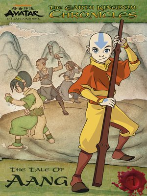 cover image of The Earth Kingdom Chronicles: The Tale of Aang
