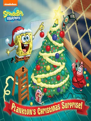 cover image of Plankton's Christmas Surprise!
