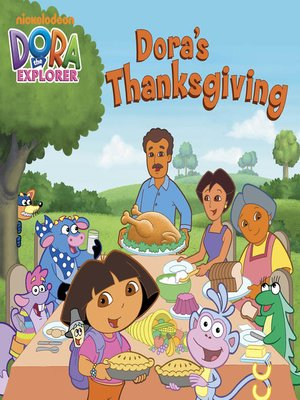 cover image of Dora's Thanksgiving