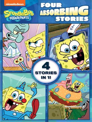 cover image of Four Absorbing Stories
