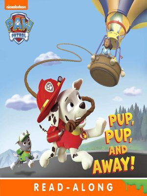 cover image of Pup, Pup, and Away