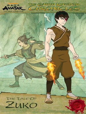 cover image of The Earth Kingdom Chronicles: The Tale of Zuko