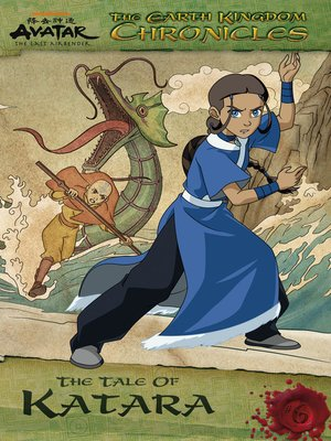 cover image of The Earth Kingdom Chronicles: The Tale of Katara