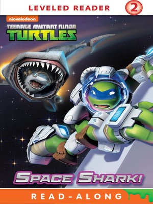 cover image of Space Shark!