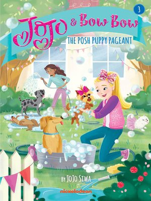 cover image of The Posh Puppy Pageant