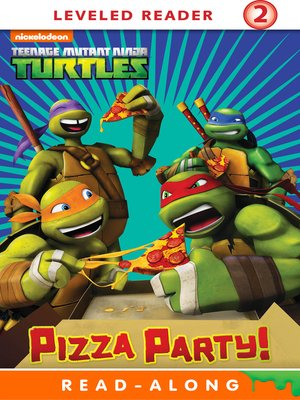 cover image of Pizza Party!