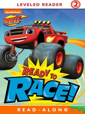 cover image of Ready to Race (Nickelodeon Read-Along)