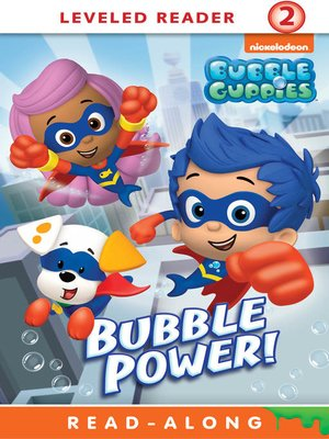 cover image of Bubble Power!