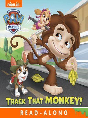 cover image of Track that Monkey!