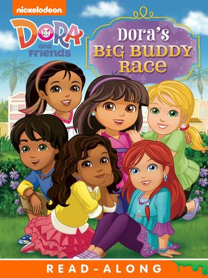 cover image of Dora's Big Buddy Race