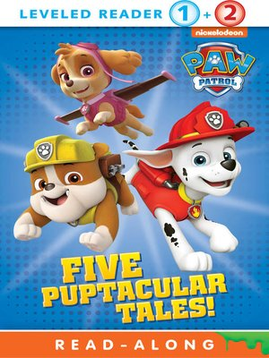 cover image of PAW Patrol Leveled Reader Bind-Up