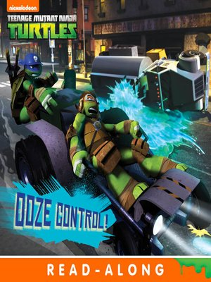 cover image of Ooze Control!