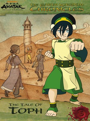cover image of The Earth Kingdom Chronicles: The Tale of Toph
