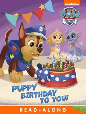 cover image of Puppy Birthday to You!