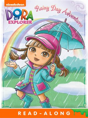 cover image of Rainy Day Adventure