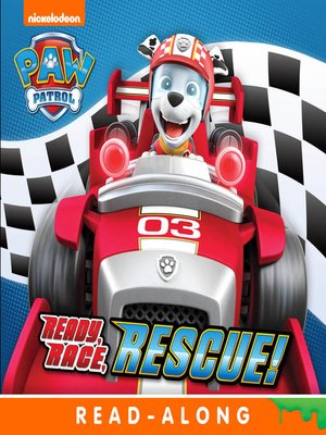cover image of Ready Race Rescue!