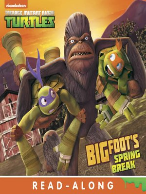 cover image of Bigfoot's Spring Break