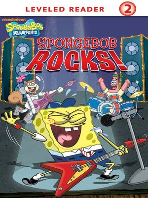 cover image of SpongeBob Rocks!