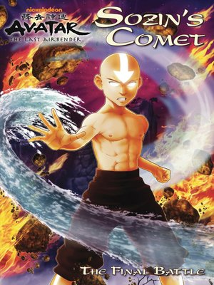 cover image of Sozin's Comet: The Final Battle