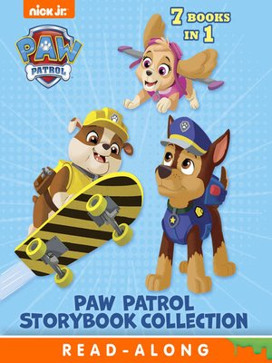 cover image of PAW Patrol Storybook Collection