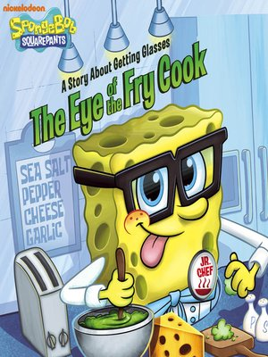 cover image of The Eye of the Fry Cook