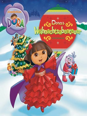 cover image of Doras Weihnachtsabenteuer