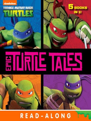 cover image of Epic Turtle Tales