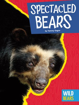 cover image of Spectacled Bears