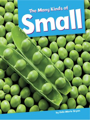 cover image of The Many Kinds of Small