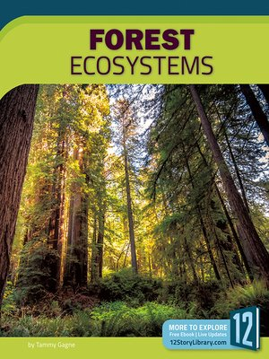 cover image of Forest Ecosystems