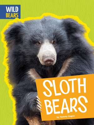 cover image of Sloth Bears