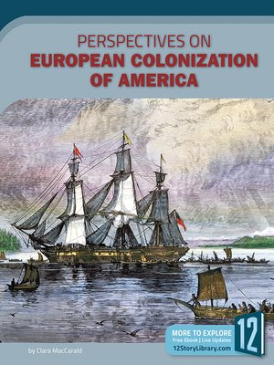 cover image of Perspectives on European Colonization of America