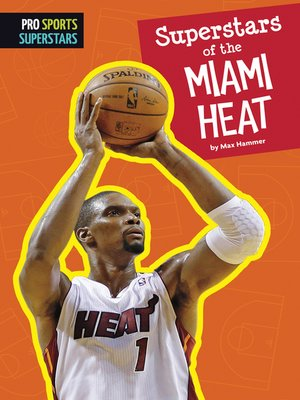 cover image of Superstars of the Miami Heat