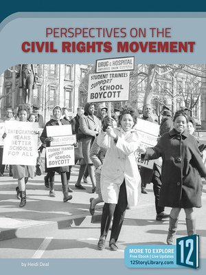 cover image of Perspectives on the Civil Rights Movement